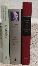 lot 4 vtg old books HENRY JAMES AND THE OCCULT THE GREAT EXTENSION MARTHA BANTA