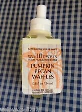 Bath & and Body Works Pumpkin Pecan Waffles Wallflower Home Fragrance Bulb