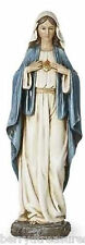 "14"" Immaculate Heart of Mary Blessed Mother Garden Statue Joseph's Studio 61369"