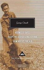 Burmese Days, Keep the Aspidistra Flying, Coming up for Air by George Orwell (20