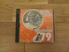 SOUNDS OF THE SEVENTIES 70'S MORE HITS FROM 1979 79 TIME LIFE CD 2XCD DOUBLE