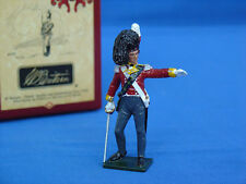 William Britains Officer 92nd Gordon Highlanders 1815 Limited Edition 44052