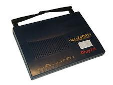 DrayTek Vigor 2600VG ADSL+ VoIP Router/54 Mbps WLAN 33