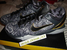 NIKE KOBE 7 VII PRELUDE US 10.5 UK 9.5 44.5 2014 1 2 4 5 6 8 GOLD LONDON LDN MP