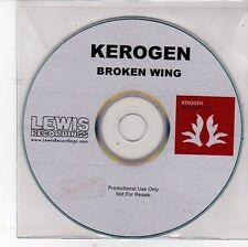 (DV155) Kerogen, Broken Wing - DJ CD
