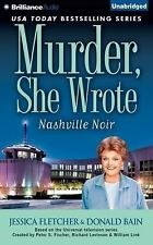 Murder, She Wrote: Murder, She Wrote: Nashville Noir : Nashville Noir 33 by...