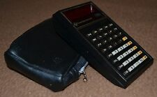 Calcolatrice Texas instruments SR-51-II + Custodia, calculator, case, vintage