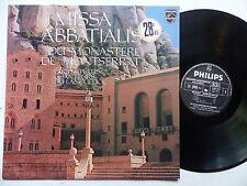 Missa abbatialis Monastere de Montserrat Petits chanteurs du Languedoc 6397021