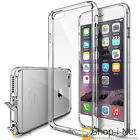 "Coque Housse Silicone Dual Port Protection Transparente Pour iPhone 6 4.7"" 5.5"""