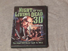 Night of the Living Dead 3D + White Zombie + Dr. Jekyll and Mr. Hyde +(DVDs x 3)