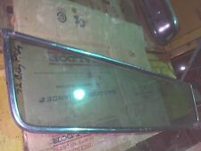1972 Chevrolet Pickup rear glass with rubber and stainless