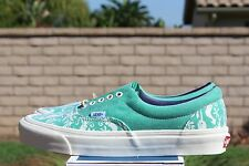 VANS OG ERA LX X TAKA HAYASHI SZ 13 TH SEA LIFE JELLY BEAN GREEN VN 0OZDDLU