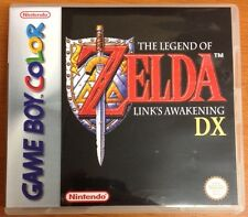 The Legend of Zelda: Link's Awakening DX Custom RPG Nintendo Game Boy Colour GBC