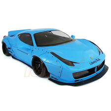 SFIDA RC LB Performance 458 Clear Body Parts Full Set Tamiya Ferrari 458 #LB458
