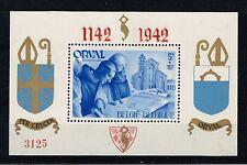 Belgium - Sheet - 1942 - COB 20**    Orval Abbey - MNH
