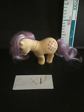 My Little Pony G1 Vintage Lemon Drop MLP HASBRO Toy Ponies Horses 1980's