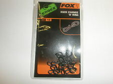 Fox Edges Kwik Change O Ring 10pk Carp fishing tackle
