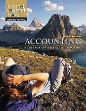 Accounting : Tools for Business Decision Making Kieso Kimmel Weygandt 4th Ed