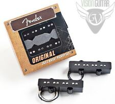NEW! Fender Jazz Bass Pickup Pickup Set (099-2123-000) Original J-Bass Tone!