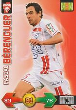 PASCAL BERENGUER # AS.NANCY TRADING CARDS ADRENALYN PANINI FOOT 2010