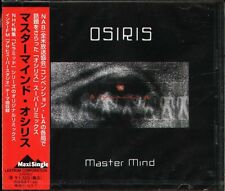 OSIRIS - master mind - Japan CD - NEW - J-POP - 7Tracks