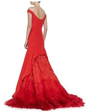 Lela Rose - Beautiful Red Mermaid Gown! 75% OFF!!!