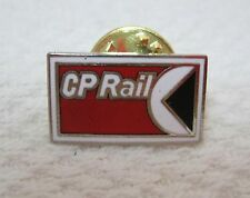 Fun Travel Souvenir Pin CP Rail Colorful Great Shape!