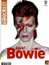 DAVID BOWIE ⚡ LES INROCKS / Collector - SPECIAL ISSUE 100 PAGES - 2015 - MINT