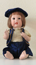 SFBJ    251           38 cm      Poupée Ancienne Reproduction Antique Doll
