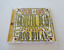 Grateful Dead Perform The Songs Of Bob Dylan Postcards Of The Hanging CD 2002