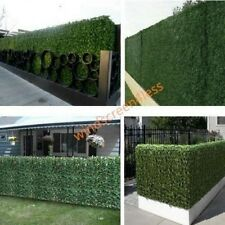 Decoration Privacy Fence Artificial Ivy Leaf Panels Screen Windscreen Patio Yard