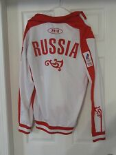 2010 Winter Olympics Russia Track Suit top. GENUINE, GAME WORN.