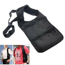 Travel Anti-Theft Safety Hidden Underarm Holster Shoulder Bag Card Case Wallet`