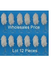 "12 Pieces Passenger Lube Swab,Tire changer cotton swab 11"" Standard length"
