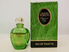 Christain Dior Tendre Poison Miniatur 5ml EDT Eau de Toilette