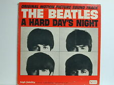 """Beatles - A Hard Day's Night, UAL 3366, VG+ 1st issue 1964 Mono, 12"""" 33 rpm LP"""