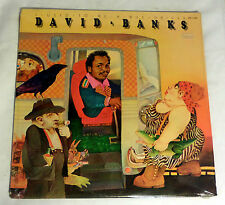 David Banks: I Used to be a Bus Driver  [Still-Sealed Copy]