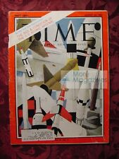 TIME August 23 1963 Aug 8/63 U.S. ATOMIC ARSENAL TEST BAN TREATY +++