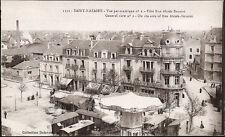 St NAZAIRE (44) - Vue panoramique No 2 - Côté Rue Alcide Benoist (manège)