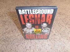 BATTLEGROUND 2015 wwe dvd BRAND NEW wrestling TOPPS TRADING CARD