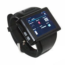 "Android 4.1 BT Smartwatch Dual Core 2"" Touch GSM Teléfono 2.0MP Wi-Fi GPS FM AN1"