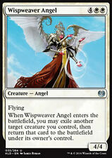 MTG 4x WISPWEAVER ANGEL - ANGELO TESSINUVOLE - KLD - MAGIC