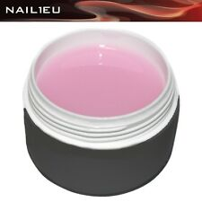 LED Gel 1-fase LEDLINE ROSA 15ml/ de Construcción Builder