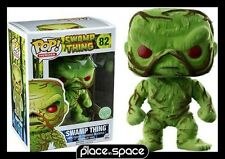 DC-SWAMP THING FLOCCATI & profumata esclusivo FUNKO POP! Figura in vinile #082