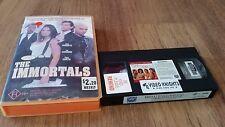 THE IMMORTALS- ERIC ROBERTS, TIA CARRERE, TONY CURTIS -  RARE VHS VIDEO