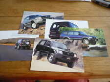TOYOTA LANDCRUISER COLORADO BROCHURE  jm