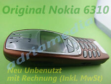 100% ORIGINAL Nokia 6310 Scirocco BRONZE NEU NEW MADE IN GERMANY Mercedes W221