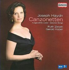 Joseph Haydn: Canzonetten, Selected Songs, New Music
