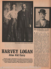 Harvey Logan, Alias Kid Curry+Capeheart ,Cassidy, Ellsworth, Frank, Jenkins, Lay