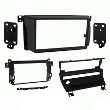 CT23BM11L BMW 3 Series E46 Double Din Car Stereos Fascia Panel + Relocation Kit